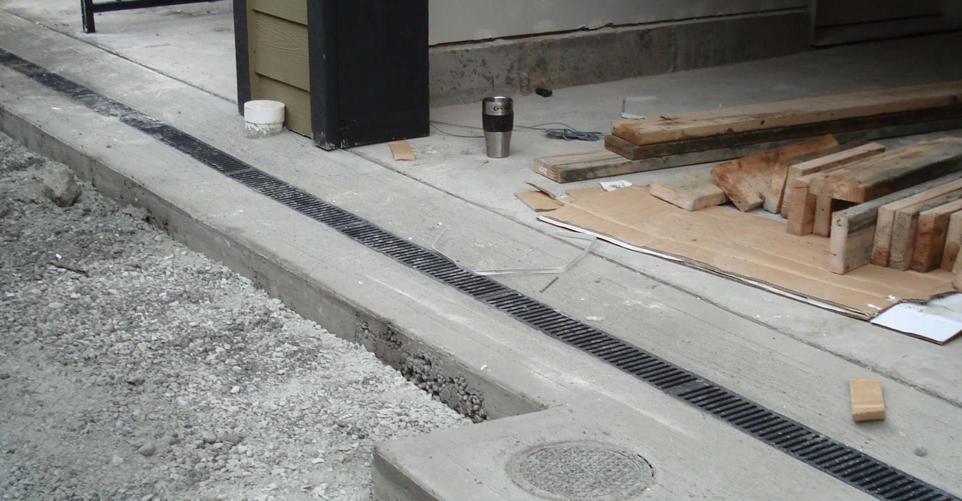 Northwest drainage installation and repair in Seattle Washington